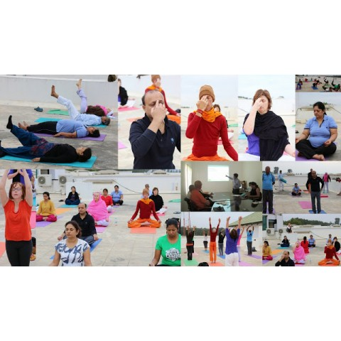 Yoga-Ayurveda Retreat 2019